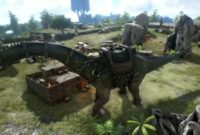 How to Tame Dinosaurs in Ark