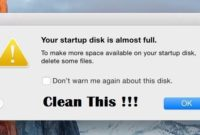 How to Clear Startup Disk in MAC Easily