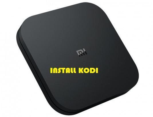 How to Install Kodi on Xiaomi Box