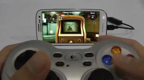 Android Optimize Tips with Gamepad