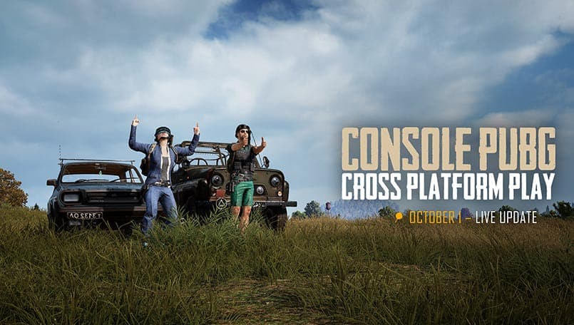 PUBG: How to Enable Crossplay and Play with Friends on PS4 and Xbox One