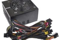 Get to Know the Modular PSU: Suitable for Who?