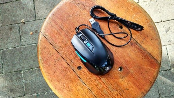 Review : HP M150 Gaming Mouse