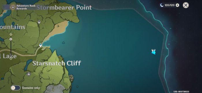 Genshin Impact's Hidden Island Location Contains a Good Loot!
