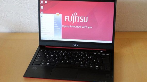 How to Screenshot Fujitsu Laptop